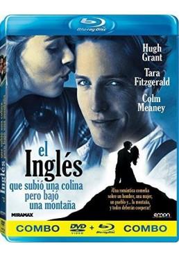 El Ingles Que Subio Una Colina, Pero Bajo Una Montaña (Blu-Ray + Dvd) (The Englishman Who Went Up A Hill But Came Down A Mountai