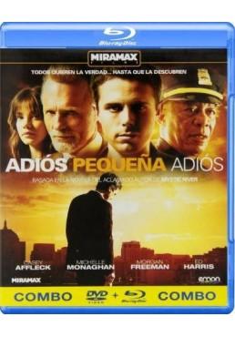 Adios Pequeña Adios (Gone Baby Gone) (Blu-Ray + Dvd)