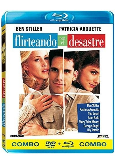 Flirteando Con El Desastre (Blu-Ray + Dvd)) (Flirting With Disaster)