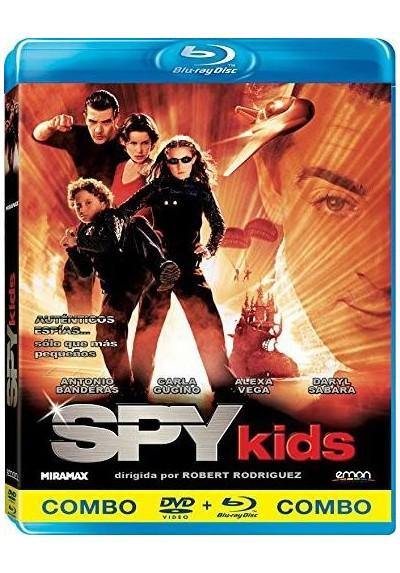 Spy Kids (Blu-Ray + Dvd)