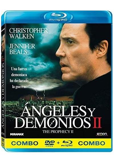 Angeles Y Demonios 3 (Blu-Ray + Dvd) (The Prophecy II)