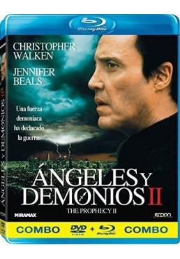 Angeles Y Demonios 2 (Blu-Ray + Dvd) (The Prophecy II)