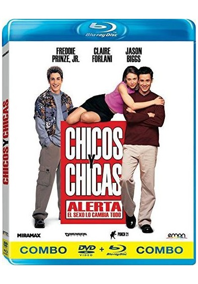 Chicos Y Chicas (Blu-Ray + Dvd) (Boys And Girls)