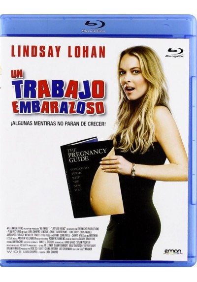 Un Trabajo Embarazoso (Blu-Ray) (Labor Pains)