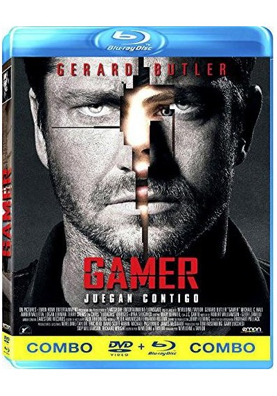 Gamer (Blu-Ray + Dvd)