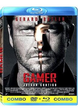 Gamer (Blu-Ray + Dvd)