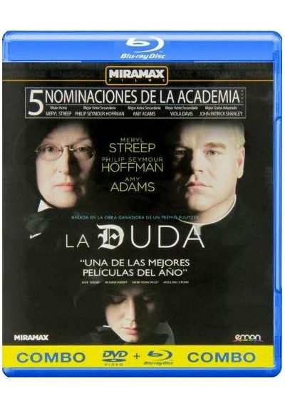 La Duda (Blu-Ray + Dvd)) (Doubt)