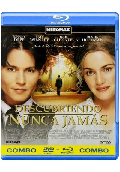 Descubriendo Nunca Jamas (Finding Neverland) (Blu-Ray + Dvd)