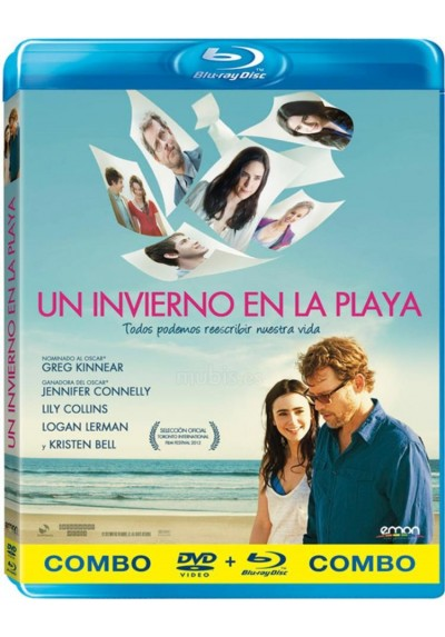Un Invierno En La Playa (Blu-Ray + Dvd) (Stuck In Love)