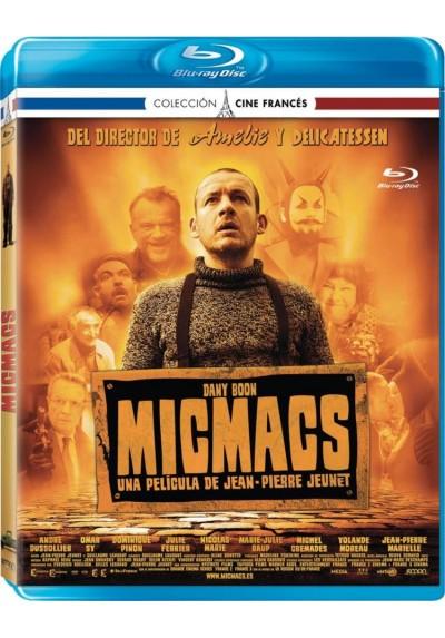 Micmacs (Blu-Ray) (Micmacs À Tire-Larigot)