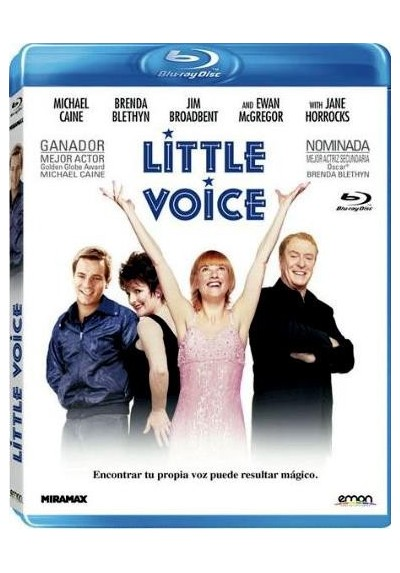 Little Voice (Blu-Ray)