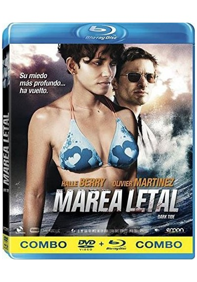 Marea Letal (Blu-Ray + Dvd) (Dark Tide)
