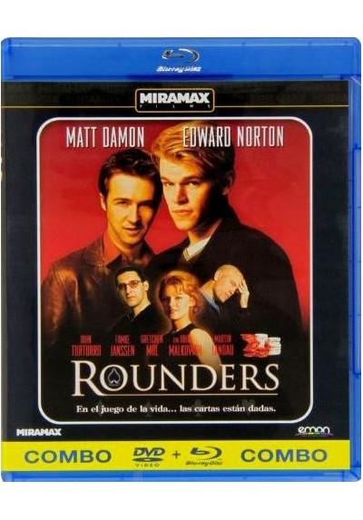 Rounders (Blu-Ray + Dvd)
