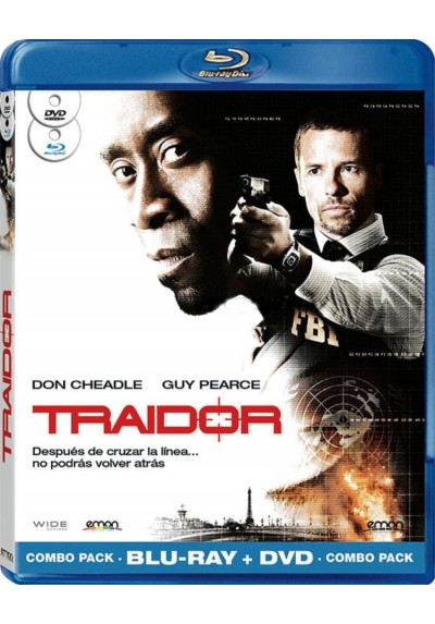 Traidor (Blu-Ray + Dvd)