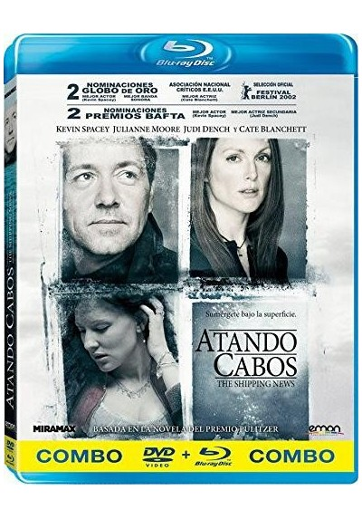 Atando Cabos (Blu-Ray + Dvd) (The Shipping News)