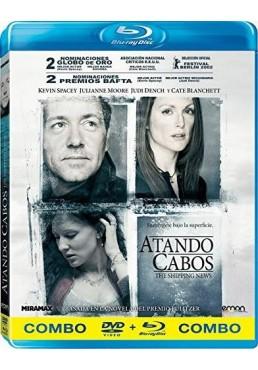 Atando Cabos (Blu-Ray + Dvd) (The Shipping News)