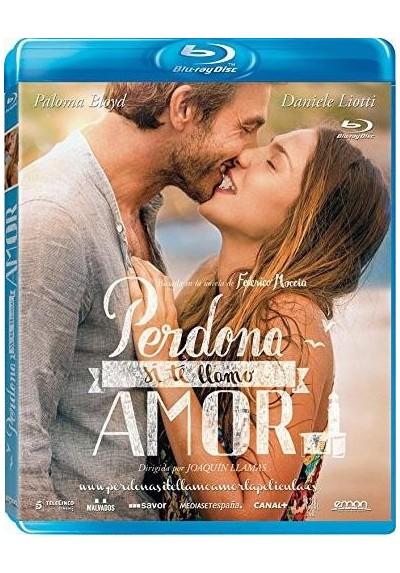 Perdona Si Te Llamo Amor (2014) (Blu-Ray)
