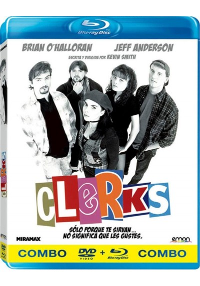 Clerks (Blu-Ray + Dvd)