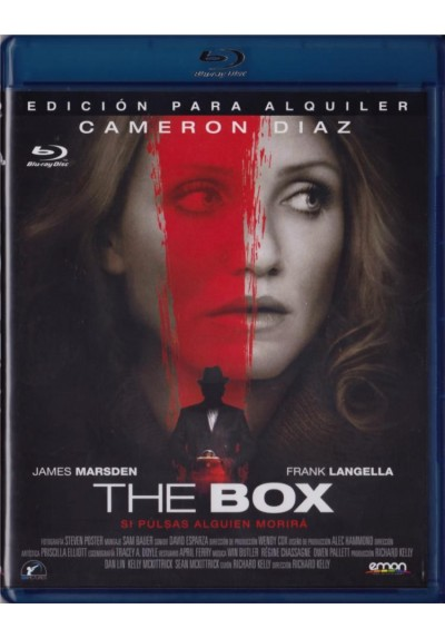 The Box (Blu-Ray)