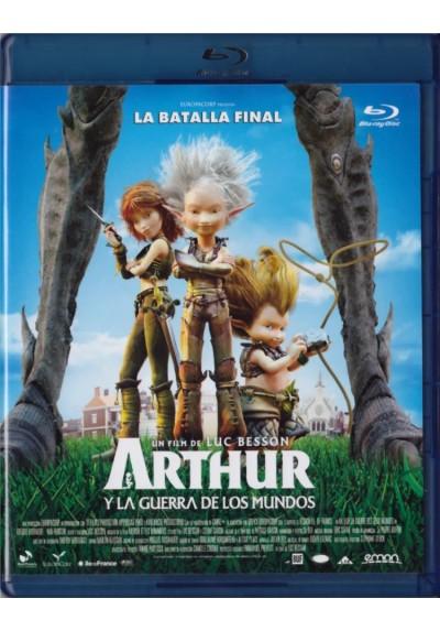Arthur Y La Guerra De Los Mundos (Blu-Ray) (Arthur Et La Guerre Des Deux Mondes)