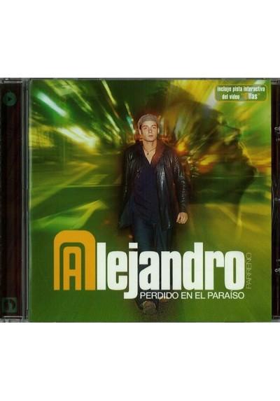 Alejandro Parreño - Perdido en el Paraíso
