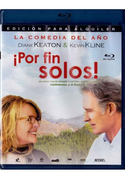 Por Fin Solos! (Blu-Ray)(Darling Companion)