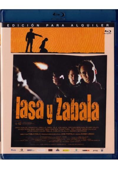 Lasa Y Zabala (Blu-Ray)