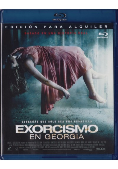 Exorcismo En Georgia (Blu-Ray)(Haunting In Georgia)