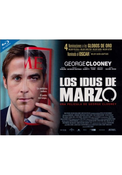 Los Idus De Marzo (Blu-Ray) (Ed. Horizontal) (The Ides Of March)