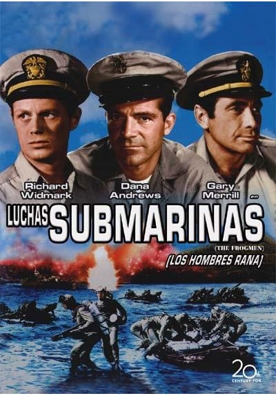 Luchas Submarinas (The Frogmen)
