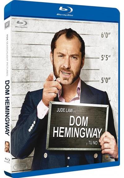 Dom Hemingway (Blu-Ray)