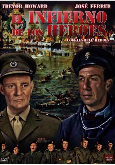 El Infierno De Los Heroes (The Cockleshell Heroes)