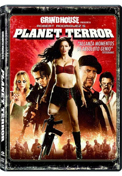 Grindhouse : Planet Terror