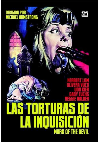 Las Torturas De La Inquisicion (Hexen Bis Aufs Blut Gequält)