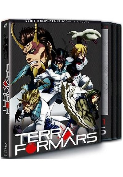 Terra Formars - Serie Completa