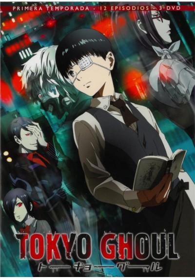 Tokyo Ghoul - 1ª Temporada