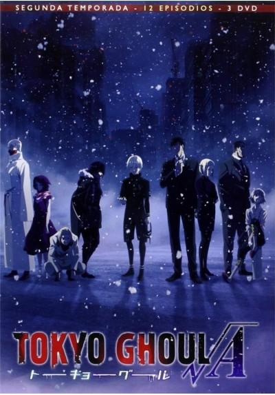 Tokyo Ghoul - 2ª Temporada