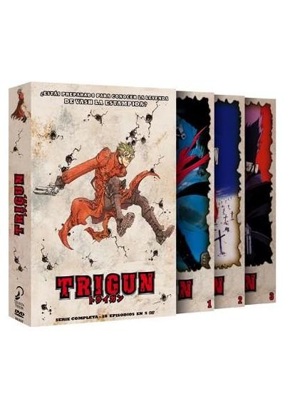 Trigun - Serie Completa (Toraigan)
