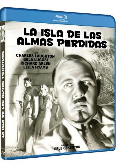 La Isla De Las Almas Perdidas (V.O.S.) (Blu-Ray) (Island Of Lost Souls)