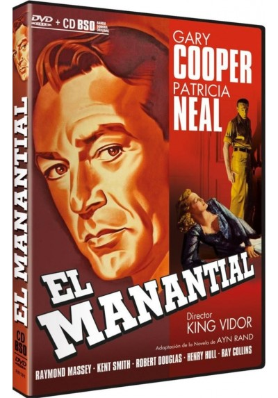 El Manantial (The Fountainhead) + BSO