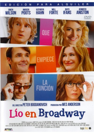 Lio En Broadway (She´s Funny That Way)
