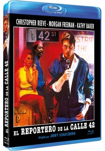 El Reportero De La Calle 42 (Street Smart) (Bd-R) (Blu-ray)