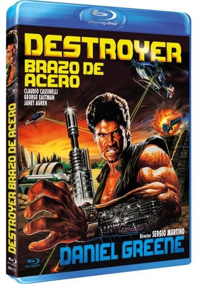 Destroyer, Brazo De Acero (Vendetta Dal Futuro) (Bd-R) (Blu-ray)