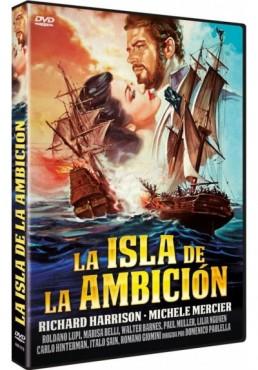 La Isla De La Ambicion (Los justicieros del mar) (Il Giustiziere Dei Mari)