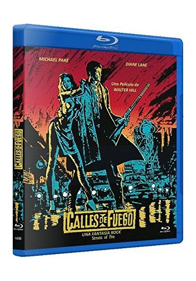 Calles De Fuego (Blu-Ray) (Streets Of Fire)
