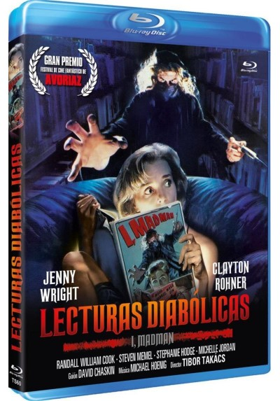 Lecturas Diabolicas (Blu-Ray) (I, Madman)
