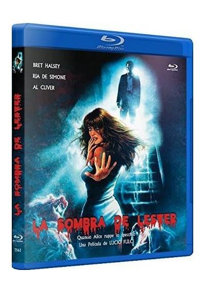 La Sombra De Lester (Blu-Ray) (Quando Alice Ruppe Lo Specchio)
