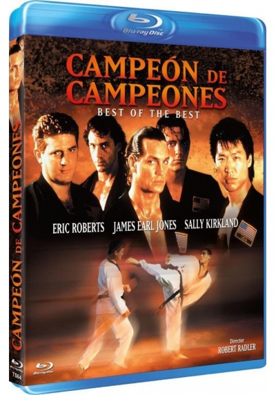 Campeon De Campeones (Blu-Ray) (Best Of The Best)