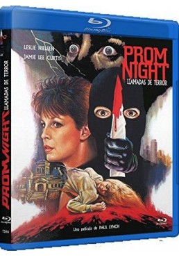 Prom Night : Llamadas De Terror (Blu-Ray)