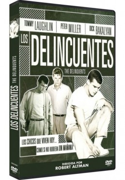 Delincuentes (The Delinquents) (Dvd-R)